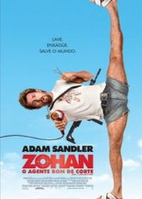 Не шутите с Zоханом! — You Dont Mess with the Zohan (2008)